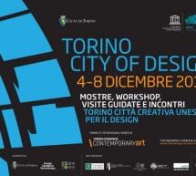 Design, stile e creatività: a Torino cinque giorni di appuntamenti