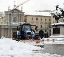 Neve in arrivo: pronta la macchina della viabilità invernale