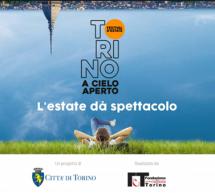 Torino a Cielo Aperto, presentato il cartellone di appuntamenti dell'estate