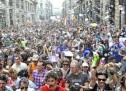 Torino Pride: un'ordinanza vieta la vendita e il consumo di bevande in vetro e lattina