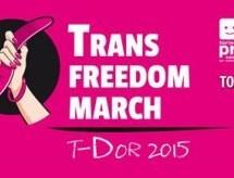 Trans Freedom March, per ricordare i diritti LGBT