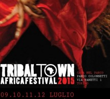 Tribaltown: l'Africa Festival al Parco Colonnetti