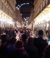 Al via la fase di valutazione della sperimentazione di via Roma pedonale