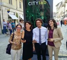 La nuova via Monferrato, pedonale e digitalizzata