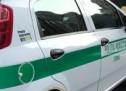 Polizia municipale sequestra auto in sosta in un parcheggio per disabili numerato