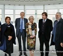 Il ministro Giannini in visita a Torino