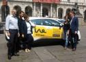 Wetaxi nasce l'app per il taxi collettivo